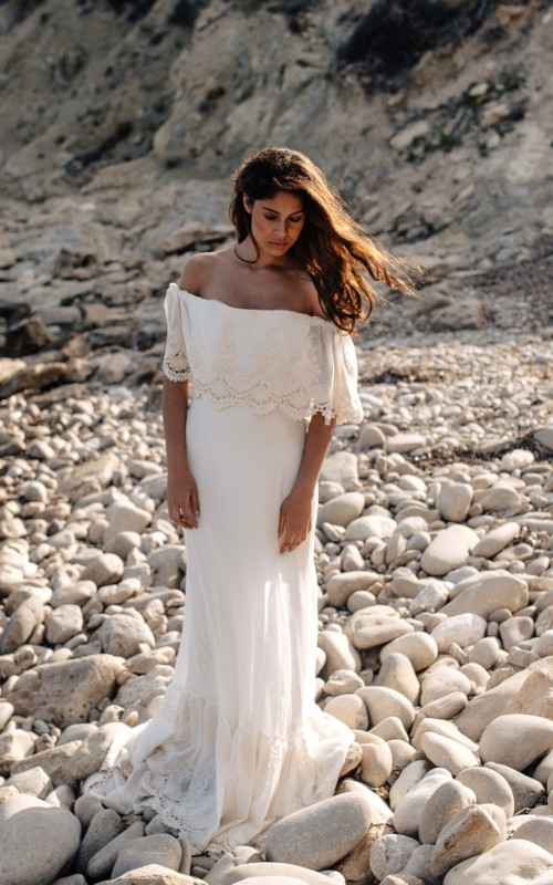 Bridal Editorial - Part two @ Calpe, Spain